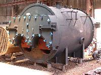 Intech Three Pass Internal Furnace Packaged Type Boilers