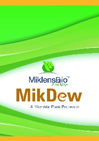 MikDew - BioFungicide
