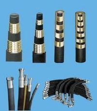 Rubber Hydraulic Hose and Fitting