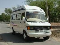 Tempo Traveler Rental