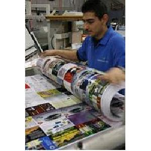 Multicolor Printing Services