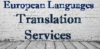 European Languages Translation and Localization Services in India