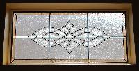 Window Beveled Glass