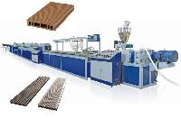 wood polymer composite machine