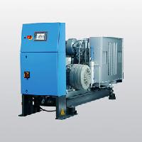Air Cooled Industrial Compressors