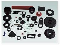 Precision Rubber Moulded Parts