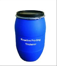 Reactive Printing Thickener
