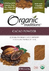 Organic Traditions Cacao Powder