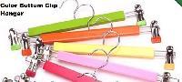 colour clip hangers
