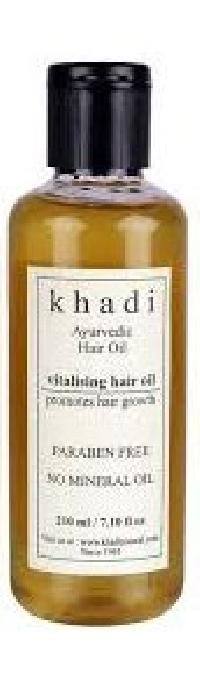 Khadi Ayurvedic Hair Oil