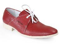 RED CHIEF RC1331A FORMAL SHOE Red