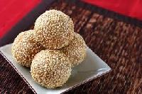 White Sesame Laddu