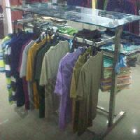 ss cloth racks