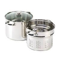 Stock Pot Steamer Set