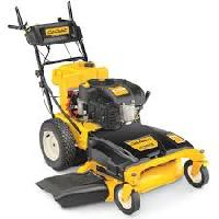 heavy duty power lawn mower