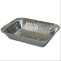 Aluminum Foil Plates