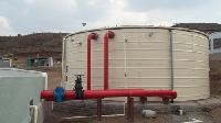 Etp water storege tank
