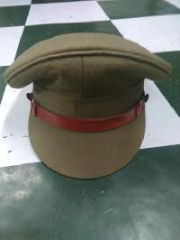 Khaki Police Cap