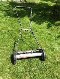 Grass Lawn Mowers