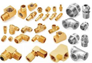 Brass & Stainless Steel Fittings