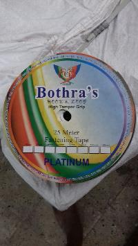 Bothra Platinum Hook & Loop Grip