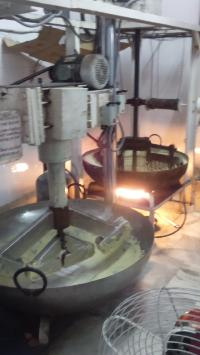 Automatic Cashew Nut Roasting Machine