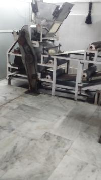 Kaju Katli Rolling & Cutting Machine