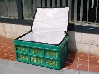 Insulated Crates