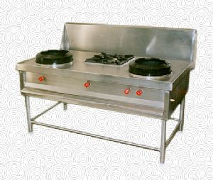 Chinese Burner Gas