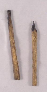 Wooden Matches Smoker Matches