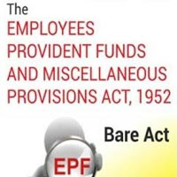 EPF & MP Act Services