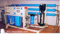 Commercial  RO Plant - 2000 - 3000 LPH