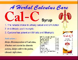 Cal C Syrup