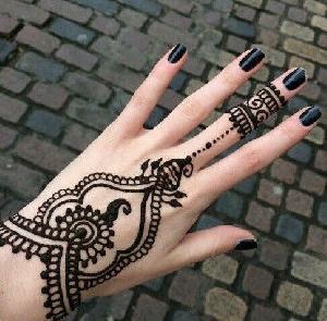 Beautiful Henna Powder