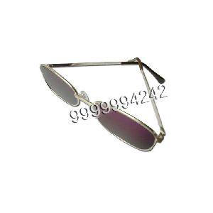 Gambling Purple Plastic Perspective Glasses