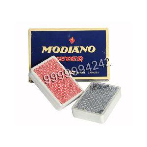 Modiano Ramino Plastic Playing Card