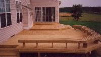 Wooden Decks