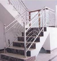 Fine Polished Stainless Steel Railings