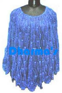 Crochet Poncho  Pnc09