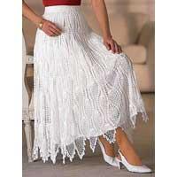 Crochet Skirts - (skt-02)