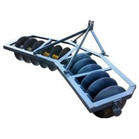 Paddy Disc Harrow