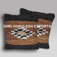 Leather Cushion Cover India