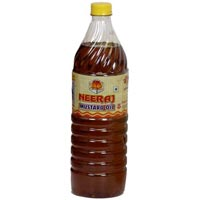 Mustard Oil (neeraj Band - Pet Bottle 1 Ltrs)