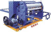 Reel To Sheet Cutting Machine P.i.v Chain (s.k.s - 1)