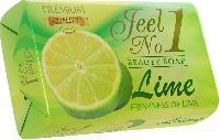 Jeel N0.1 Lime Beauty Soap