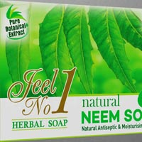 Jeel N0.1 Nature Neem Soap