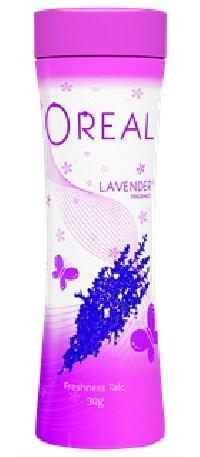Lavender Fragrance Talcum Powder