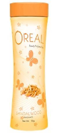 Sandal Wood Fragrance Talcum Powder
