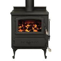 coal burning stove