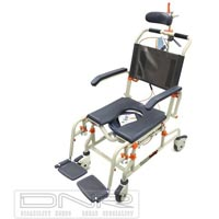Tilt Shower Commode Chair